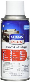 Adams Plus Flea And Tick Indoor Fogger