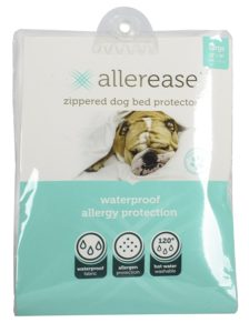 AllerEase Dog Bed Protector