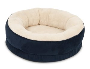 Aspen Pet Structured Round Bed