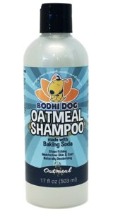 Bodhi Dog All Natural Pet Oatmeal Shampoo