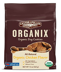 Castor & Pollux Chicken Flavored Dog Cookies