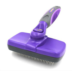 Hertzko Self Cleaning Brush