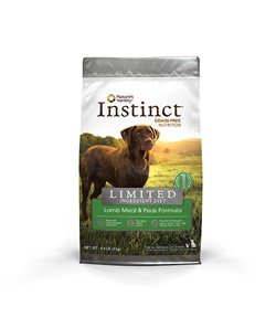 Instinct Limited Lamb Grain Free Recipe