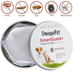 OmegaPet Best Flea Collar For Dogs