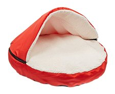 Sofantex Plush Pet Bed Cave