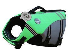 Vivaglory New Sports Style Ripstop Dog Life Jacket